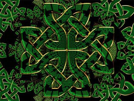 3d Celtic Cross Wallpaper Bright Nepenthe March 2010
