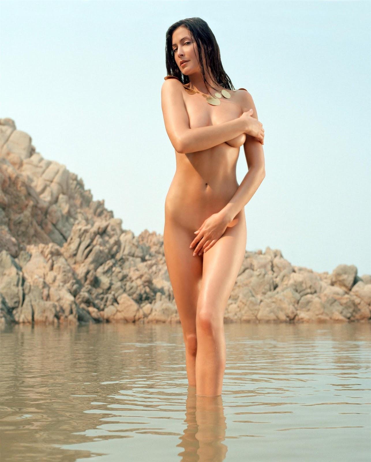 Lisa Snowdon Nude Pics 55