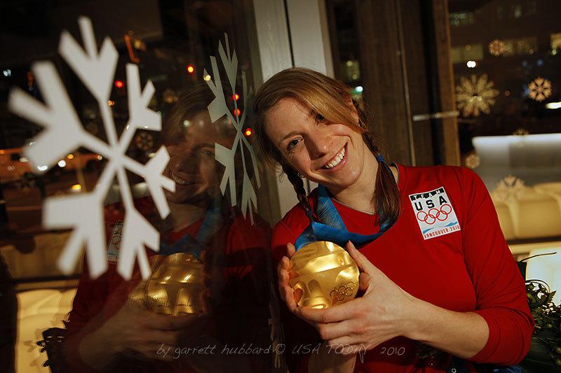 Event Photography |Olympic Hannah Kearney