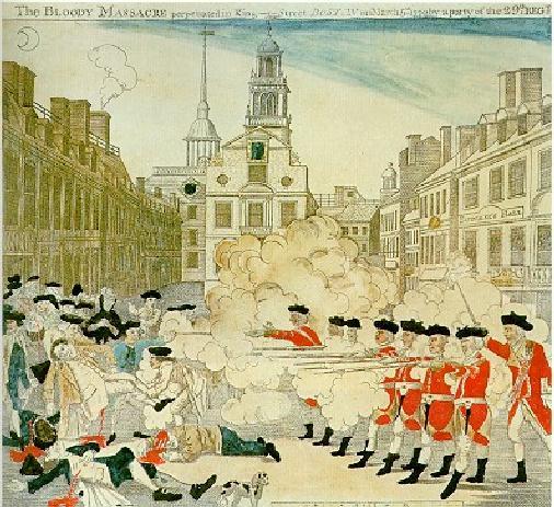 Reasons behind the Revolutionary War