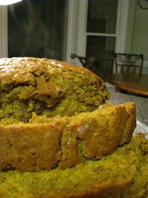 Create Studio Pumpkin Spice Bread