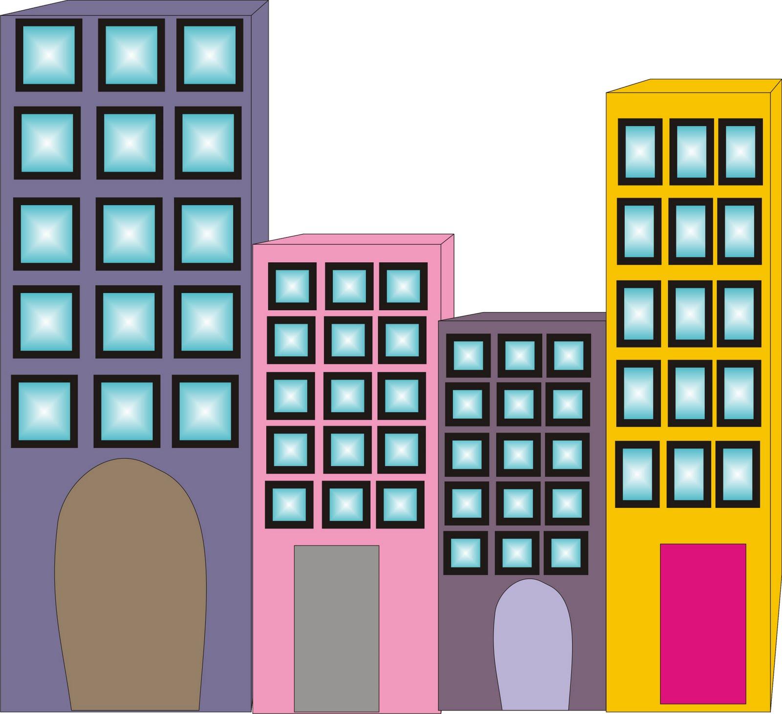 Edificios en dibujos - Imagui