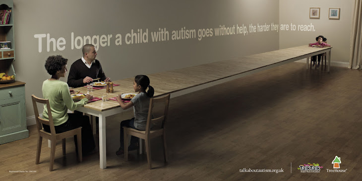 Talking about autism | All Social Ads