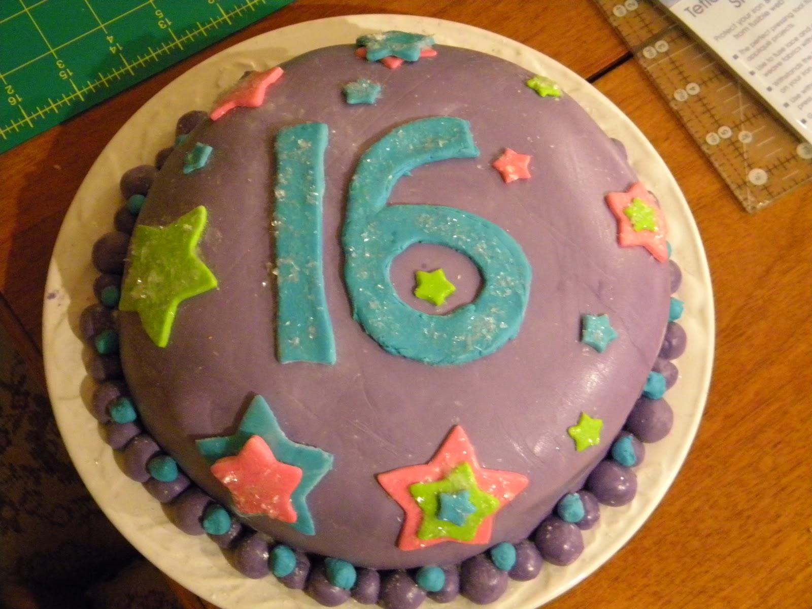 16 Year Old Boy Birthday Cake Ideas