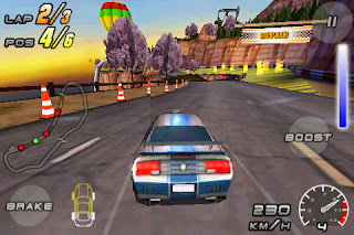 Game Racing Thunder Nexian Journey