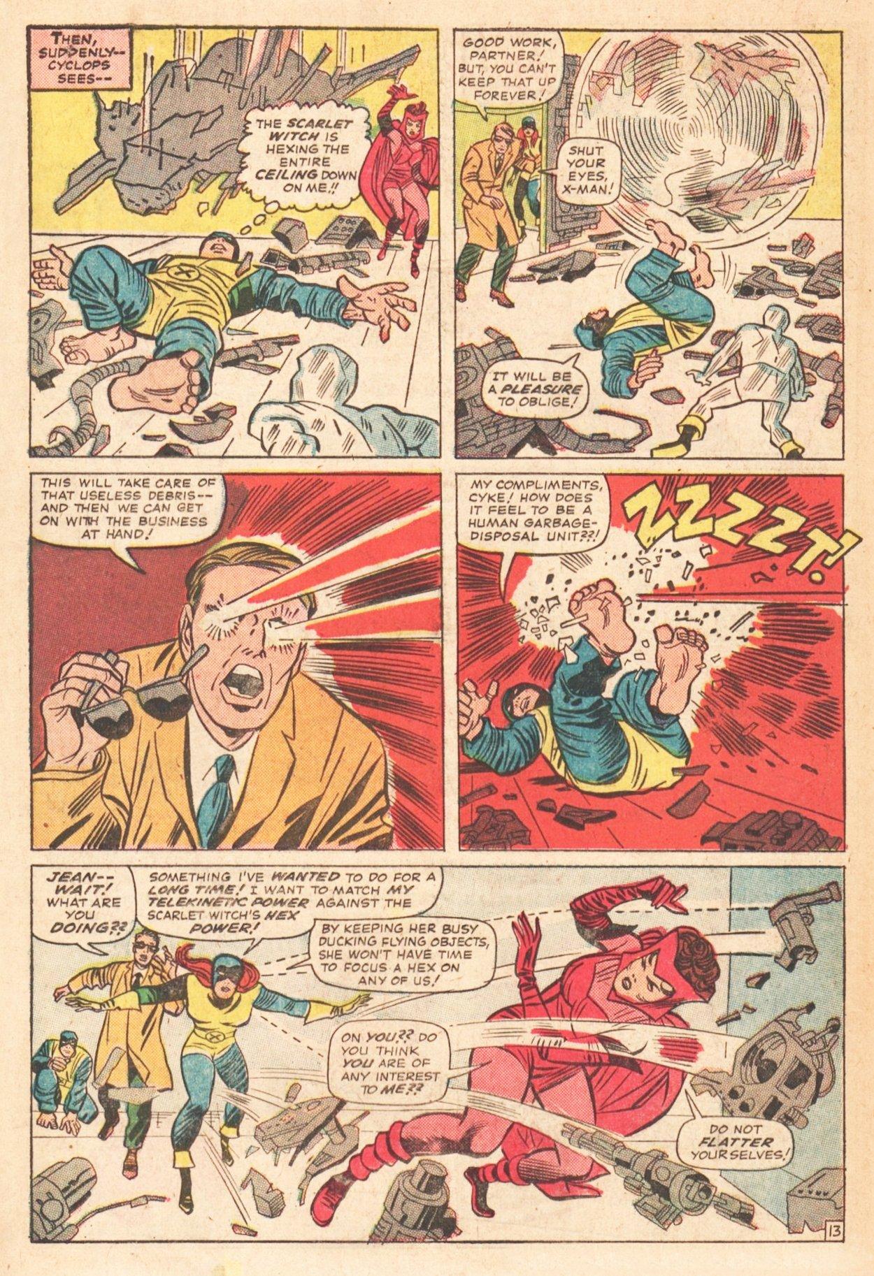 Read online Uncanny X-Men (1963) comic -  Issue # _Annual 1 - 42