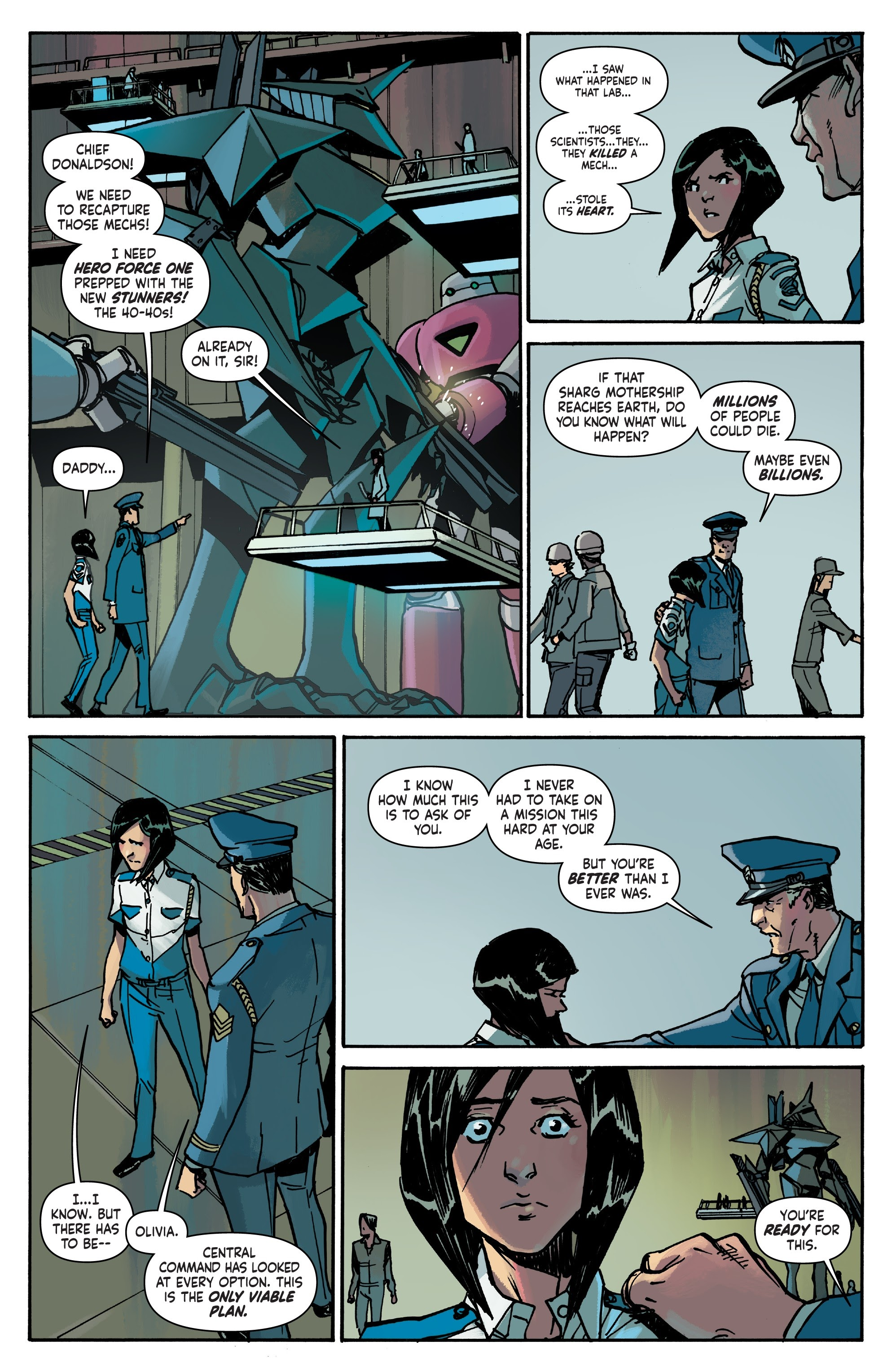 Mech Cadet Yu #_TPB_2 #15 - English 83