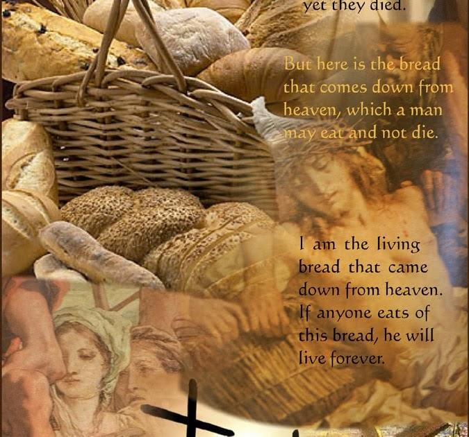Patrick Comerford: Saint John's Gospel (12): John 6: 16-71