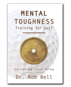 Armchair Golf Blog Book Mental Toughness Training For
