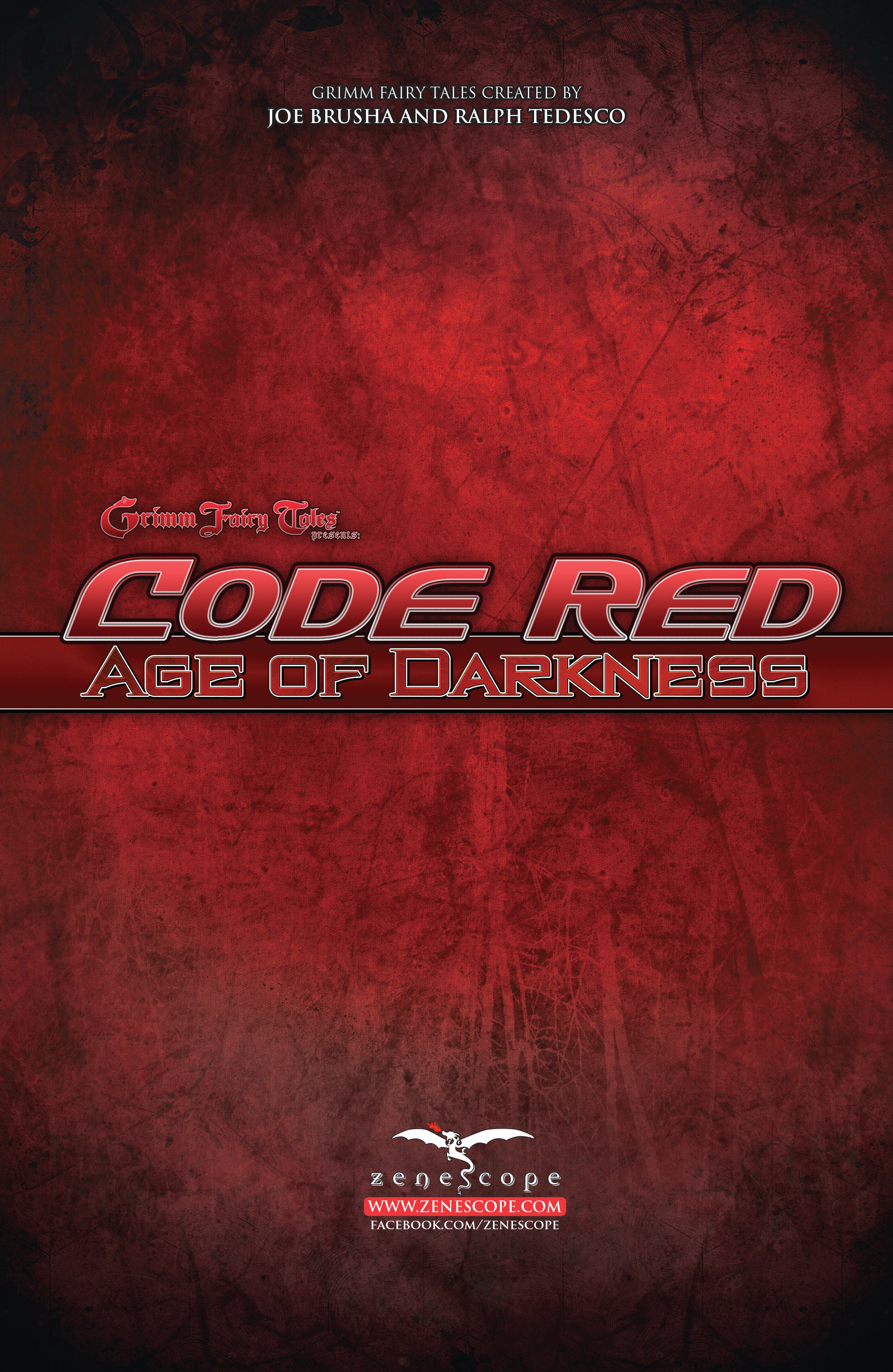 Read online Grimm Fairy Tales presents Code Red comic -  Issue # TPB - 2