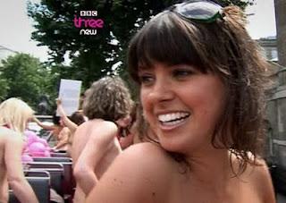 Nudity On British TV Naturist Living Show podcast