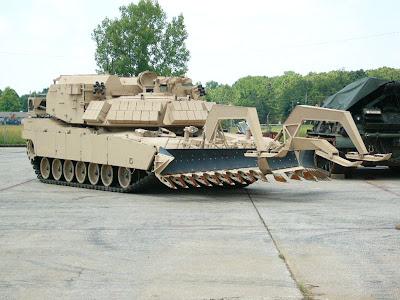 Homemade Defense: Armored Vehicles: Assault Breacher ...