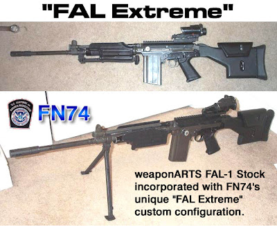 Homemade Defense: Guns I Wish I Had (part 4) FN FAL 7 62x51mm
