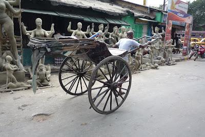 Visiter Calcutta ; une ville étrange pour découvrir l'Inde insolite 11