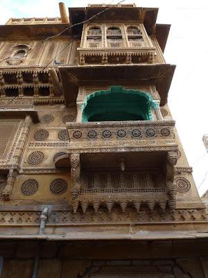 Jaisalmer, la dorée : les temples Jains et le Thar Heritage Museum 15