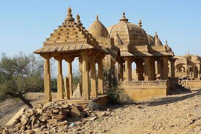Jaisalmer, la dorée : les temples Jains et le Thar Heritage Museum 14