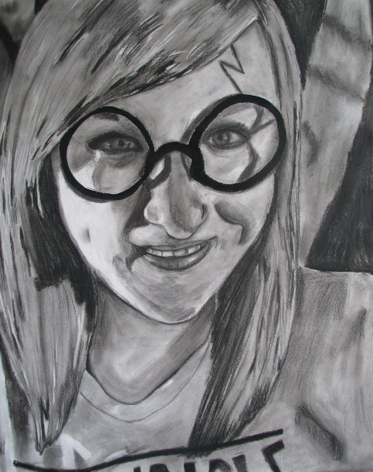 Maple Hill High School Art Drawing And Painting Self