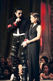MJ, wife Lisa Marie Presley
