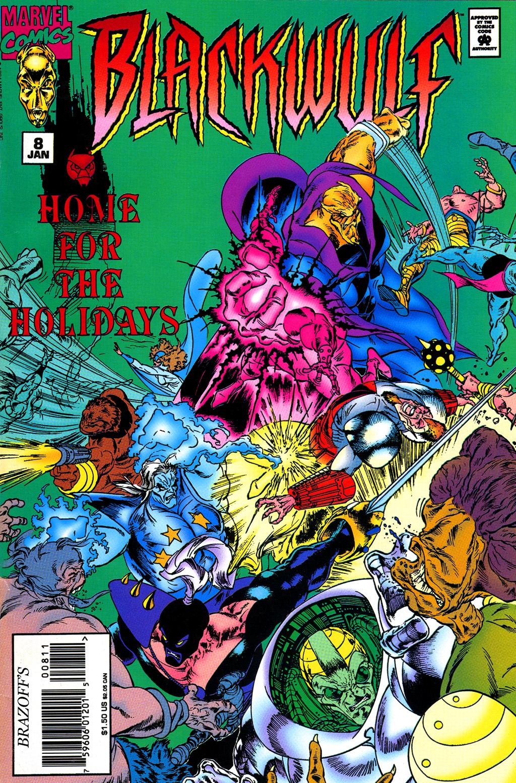 Read online Blackwulf comic -  Issue #8 - 1