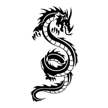modeles tatouage tattoo photos tatouage dragon dans le dos imprimer. Black Bedroom Furniture Sets. Home Design Ideas