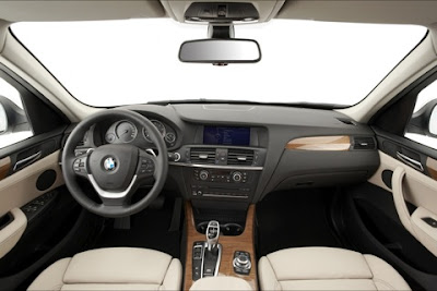 2011 BMW X3 wallpapers