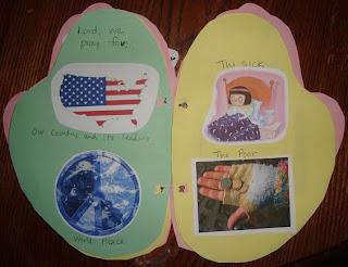 Prayer Craft For Preschoolers