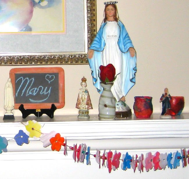 7 Gorgeous Wedding Altar Decorations That Aren T Any: May Altar For Mary