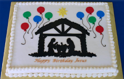 Swell Happy Birthday Jesus Cakes Personalised Birthday Cards Veneteletsinfo