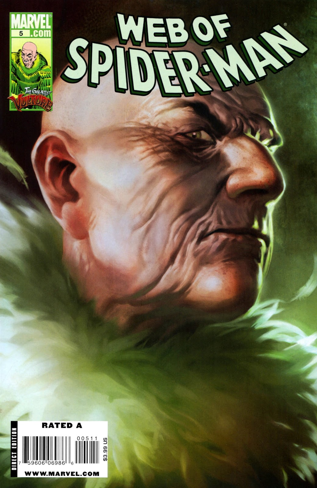Web of Spider-Man (2009) Issue #5 #5 - English 1