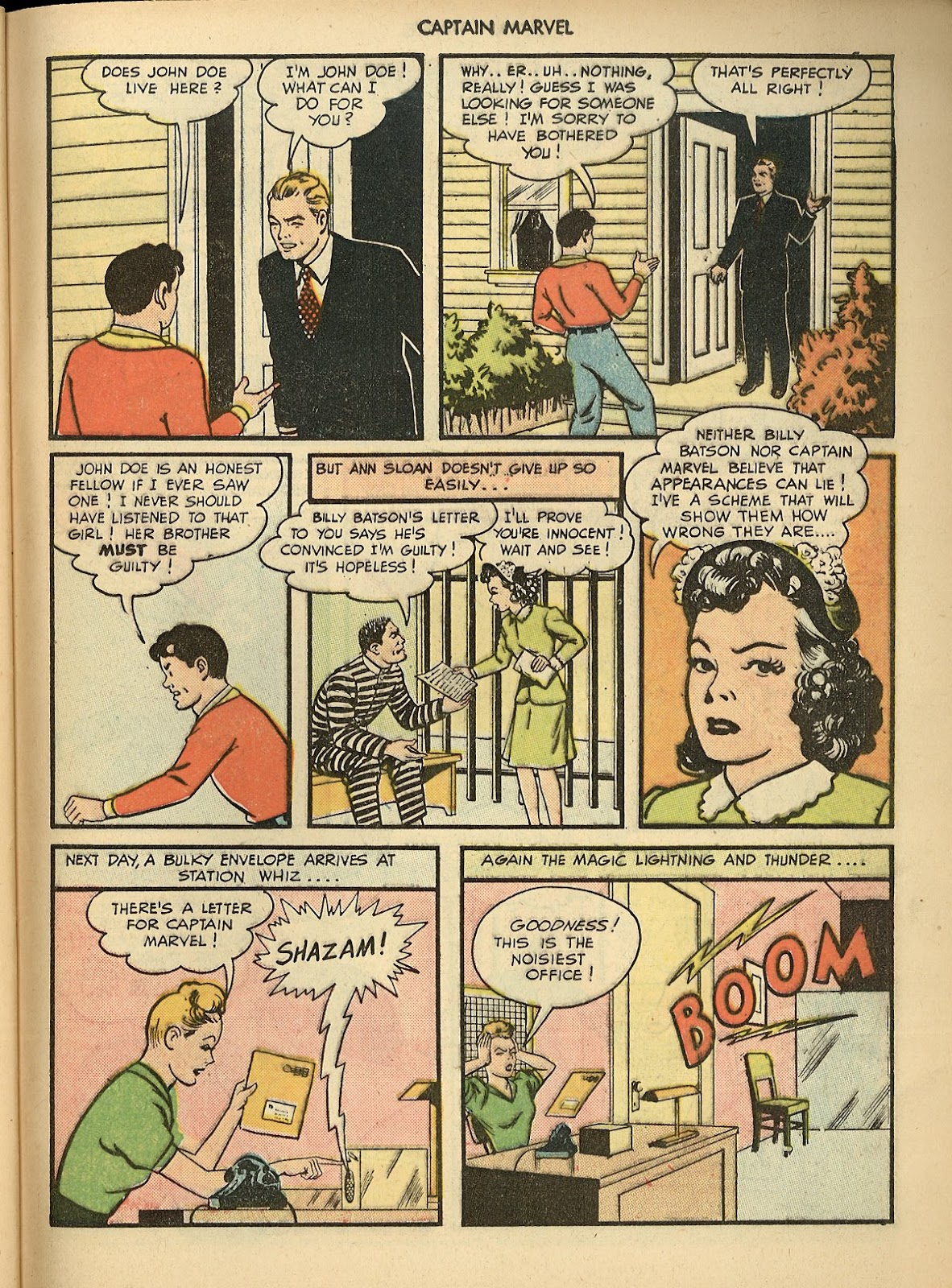 Captain Marvel Adventures issue 70 - Page 45