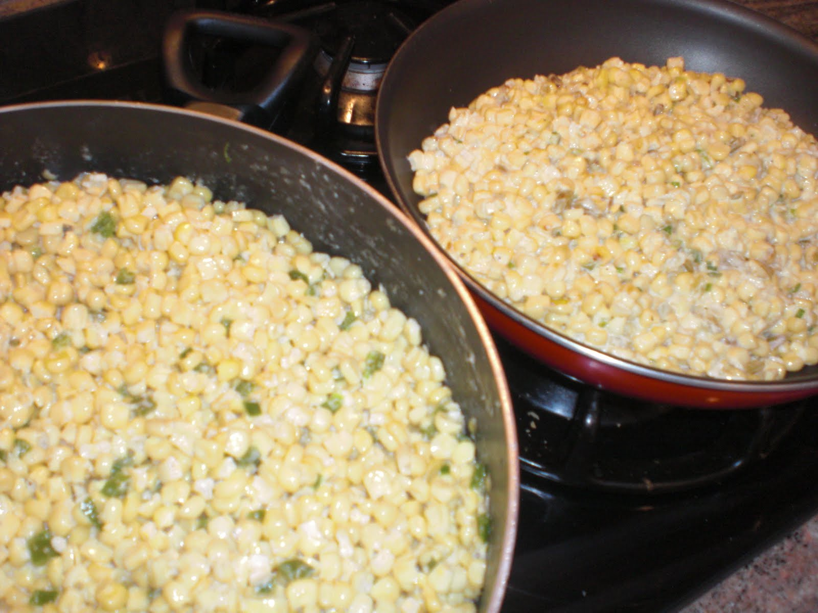 Stacey's Southern Kitchen: Spicy Creamed Corn