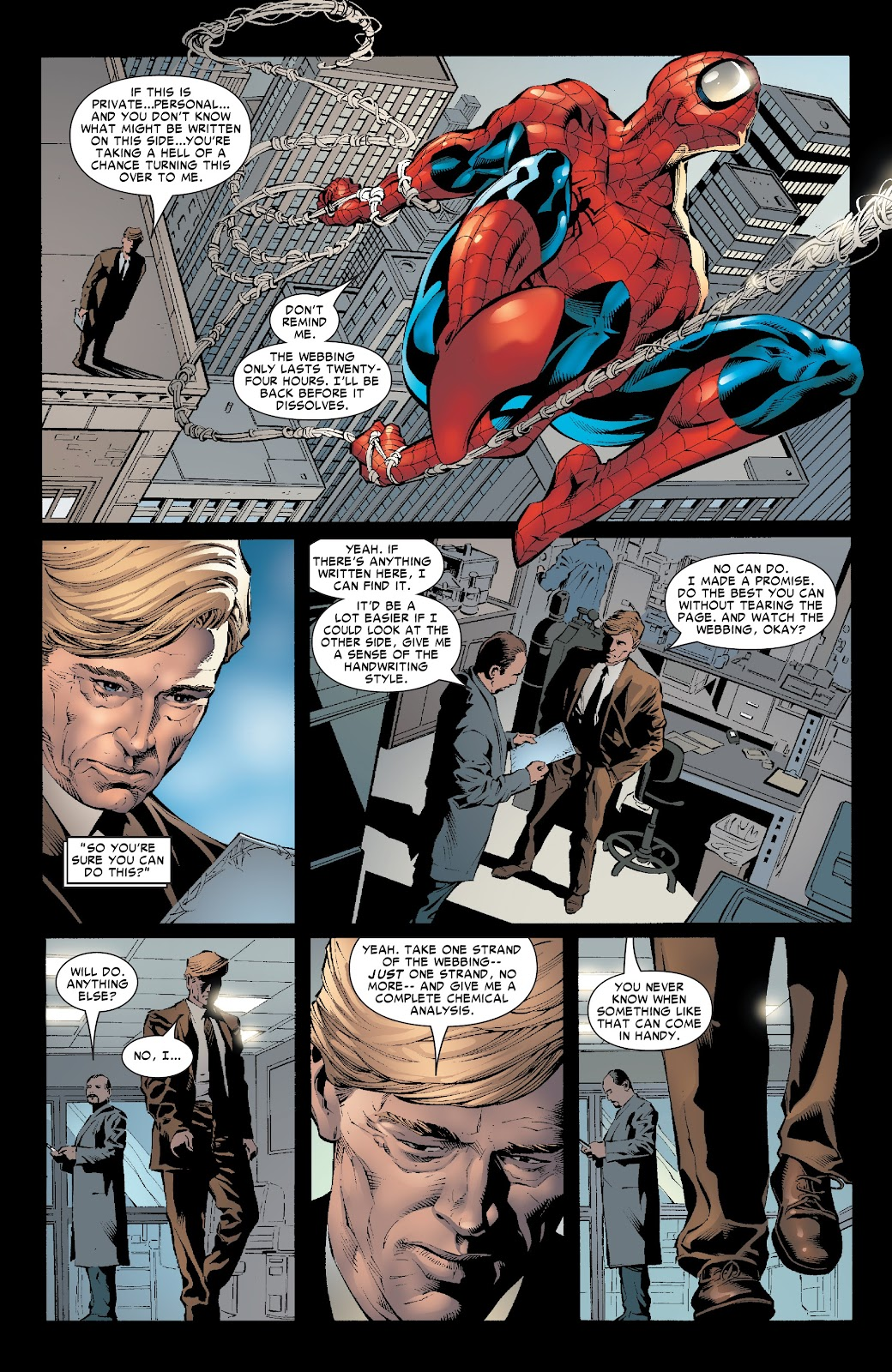 The Amazing Spider-Man by JMS Ultimate Collection issue TPB 3 (Part 2) - Page 71