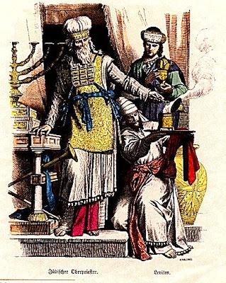 אהרון הכהן ובגדי הכהונה