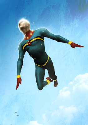 Miracleman book one a dream of flying
