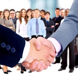 Insurance agent selection process