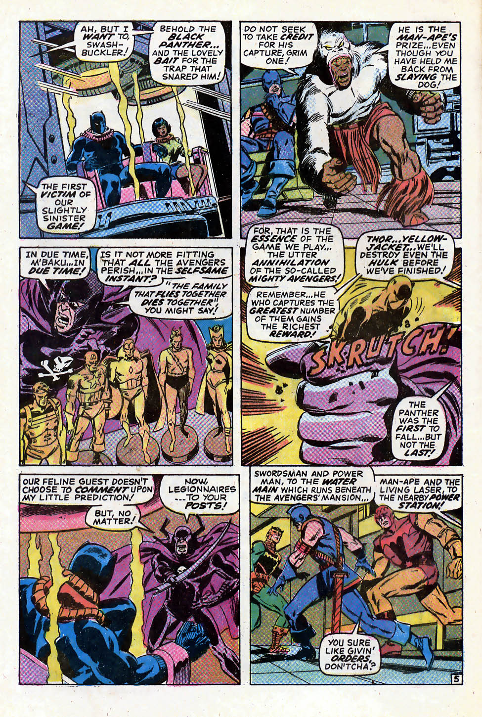 The Avengers (1963) 79 Page 5