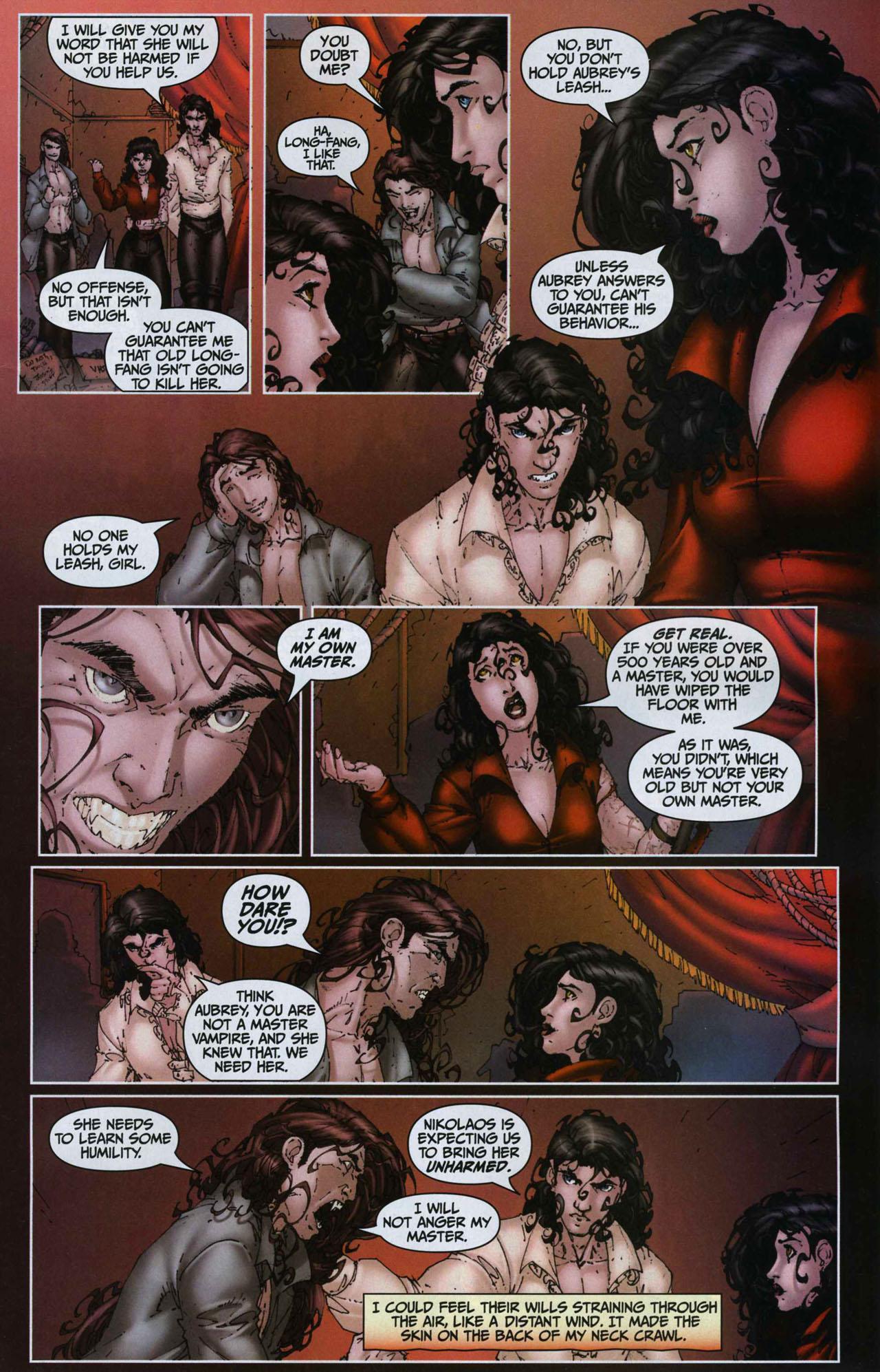 Read online Anita Blake, Vampire Hunter: Guilty Pleasures comic -  Issue #2 - 9