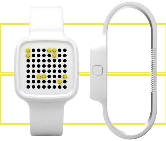 941f52c404e Esse relógio traz uma inovação de design e de utilidade