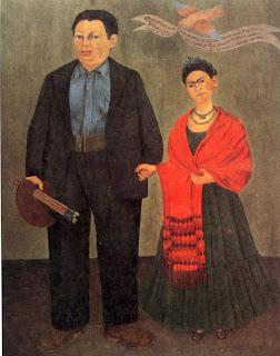 ~ 看圖說畫 ~: 墨西哥女性藝術家 Frida Kahlo