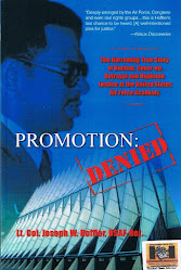 """PROMOTION: Denied"" by Lt. Col. Joseph Hoffler"
