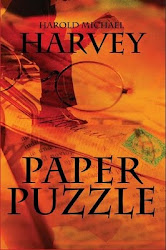 """""""Paper Puzzle"""" by Harold Michael Harvey"""