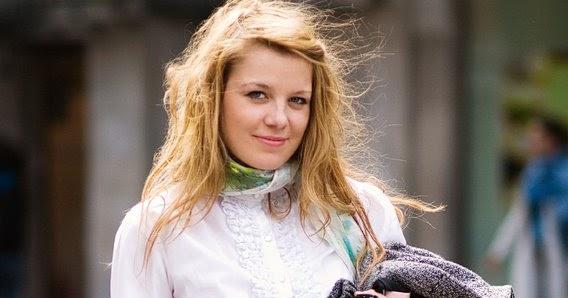 Vanessa Jackman: Street Style....Monochrome