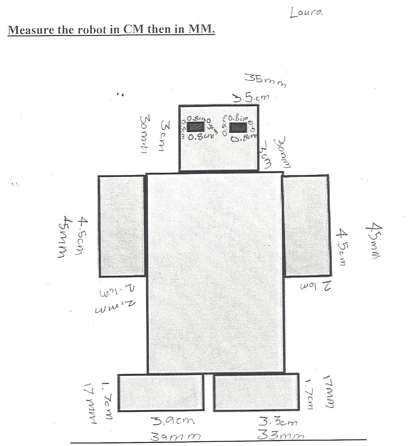 St Joe's Blog: Robot Maths?