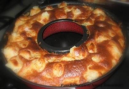 Itališkas obuolių pyragas - receptas