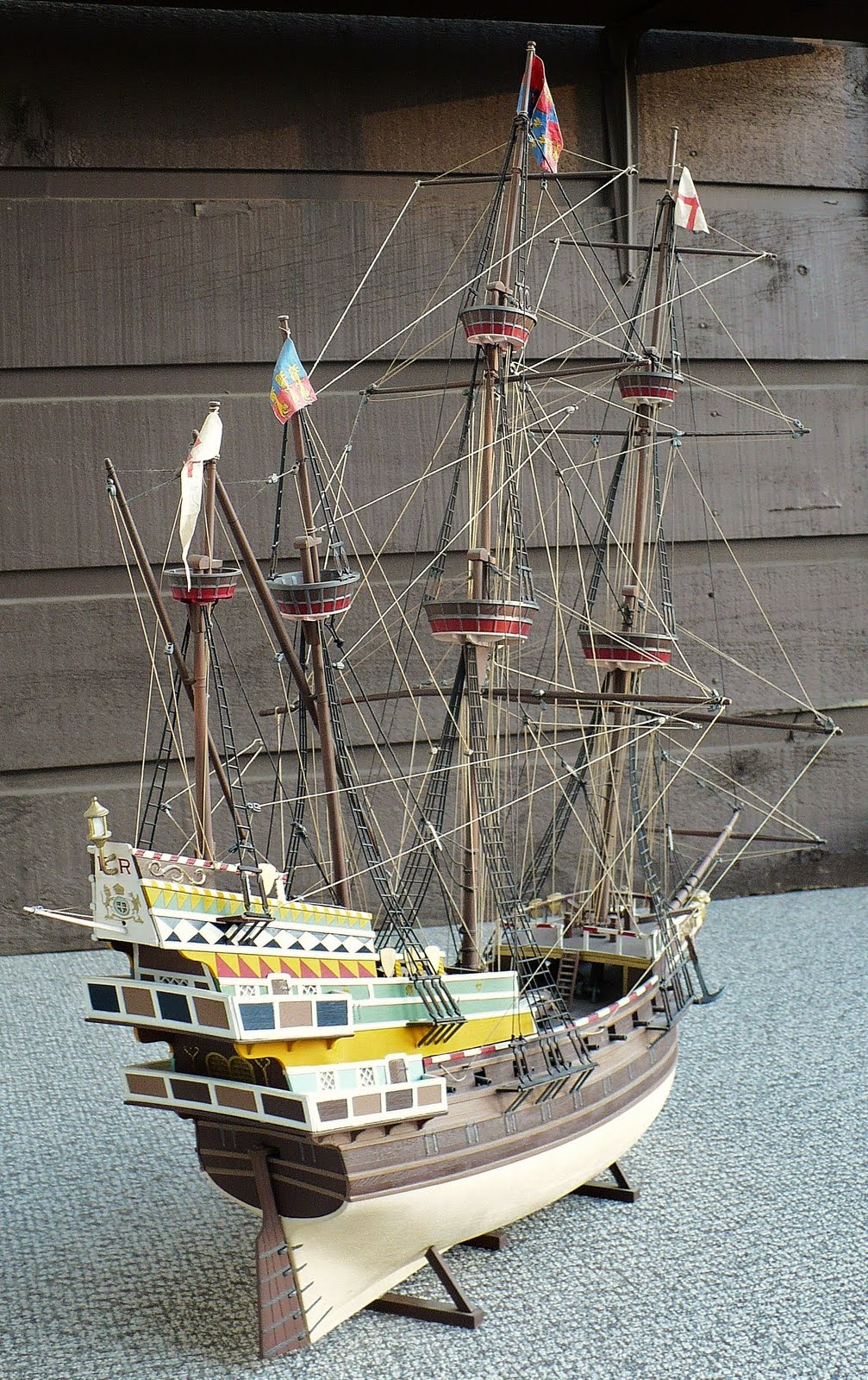 The Great Canadian Model Builders Web Page!: English Man O ...