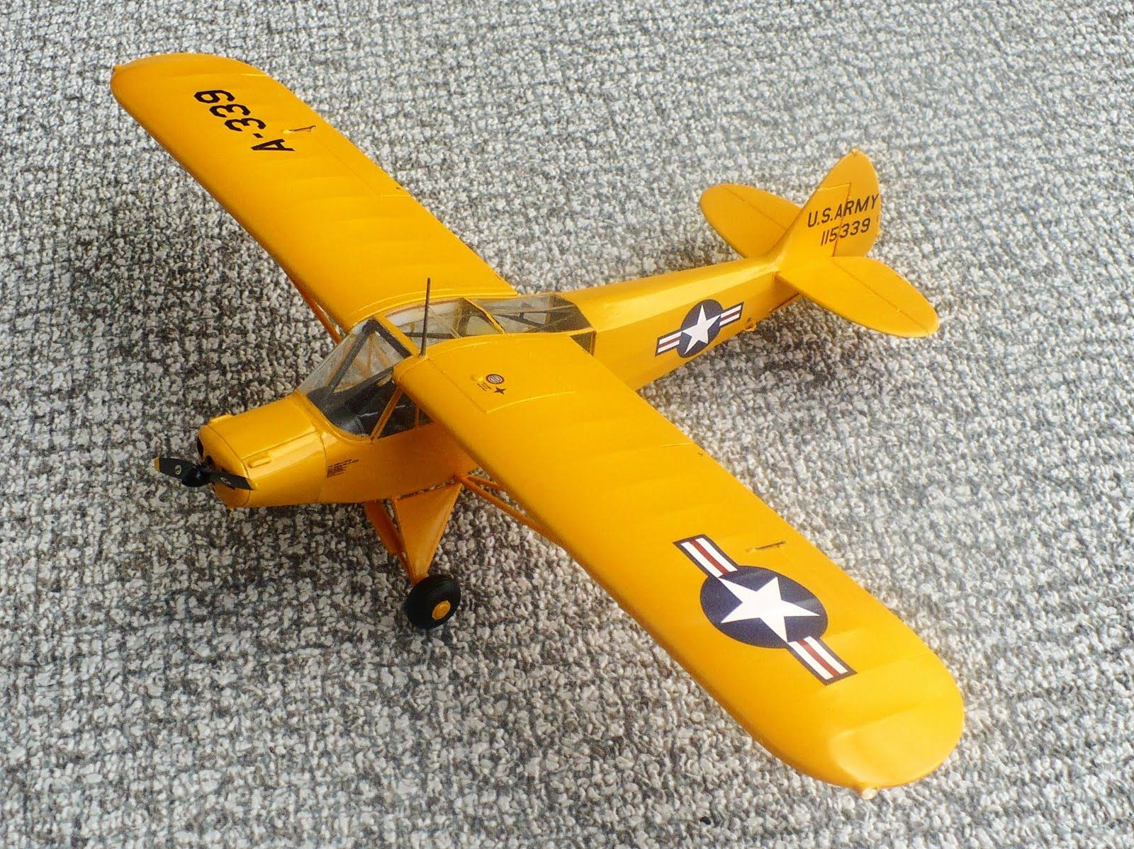 The Great Canadian Model Builders Web Page!: Super Cub
