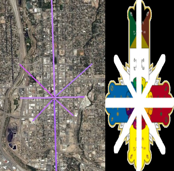 Ley Lines In Texas – A Murti Schofield