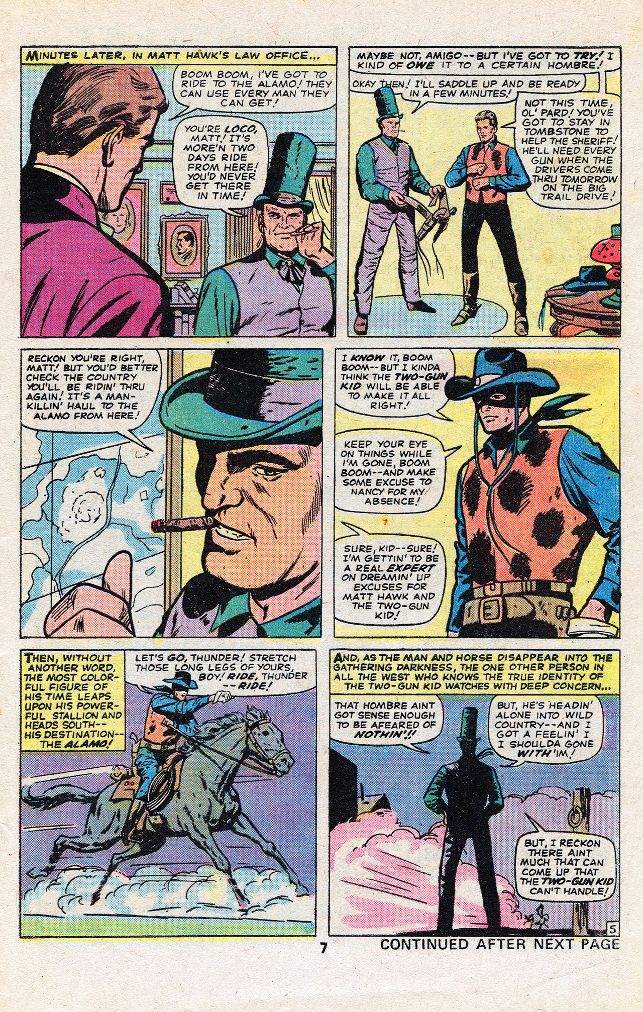 Read online Two-Gun Kid comic -  Issue #134 - 9