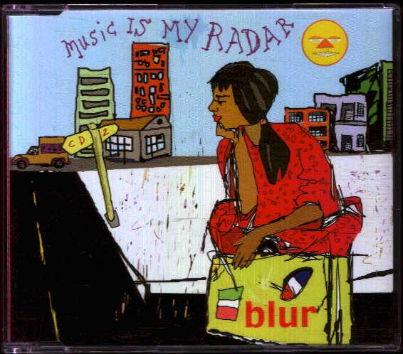 Must Music Dance 00 S Blur Music Is My Radar Emi 2000