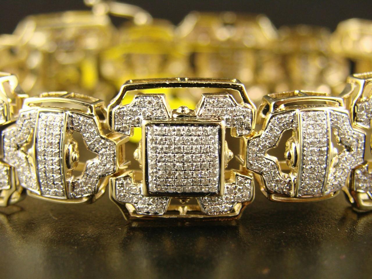 Mens Gold Franco Chain Uk